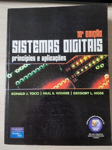 Sistemas Digitais - Princípios e Aplicações (Tocci) - Excelente Estado