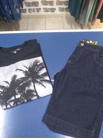 Camiseta e Bermudas - Foto 3