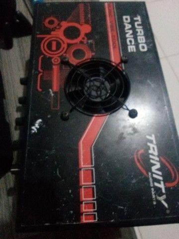 Amplificador Trinity 300w