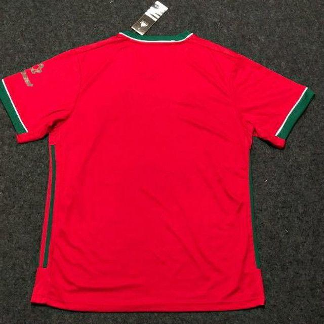 Camisa Woverhampton da Inglaterra - Foto 2
