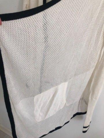 Casaquinho tricot  - Foto 3