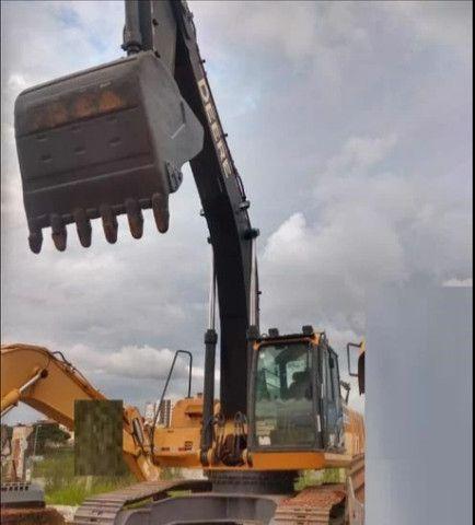 Retro Escavadeira Randon Rd 406