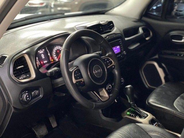 Jeep Renegade 1.8! Sport! Top! Com Acessórios Exclusivos! Raridade! Até 100 % Financiado. - Foto 16