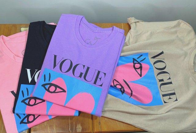 Blusas femininas ( T-shirt )  - Foto 5
