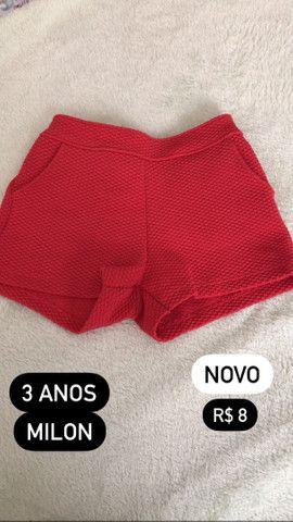 Short menina - Foto 4