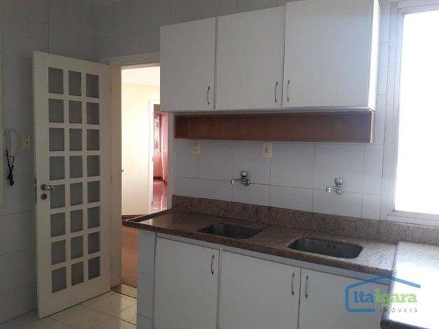 Apartamento com 3 dormitórios para alugar, 124 m² - Candeal - Salvador/BA - Foto 7