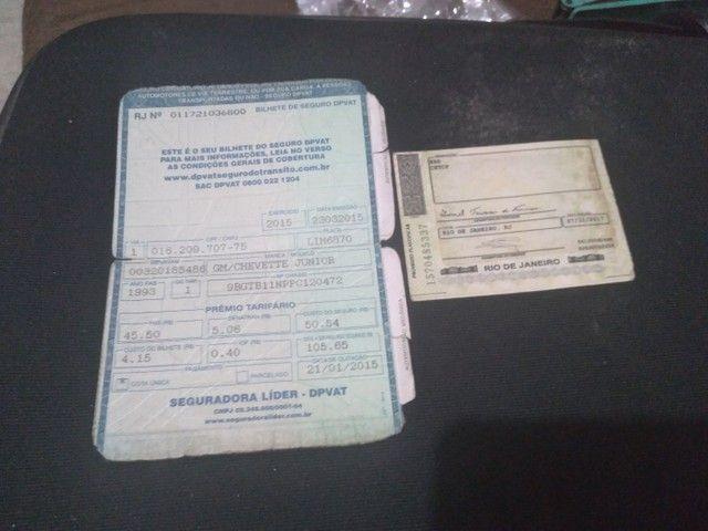 foi em contra do dos documentos de Sebastião Gomes de FRANCA  - Foto 3