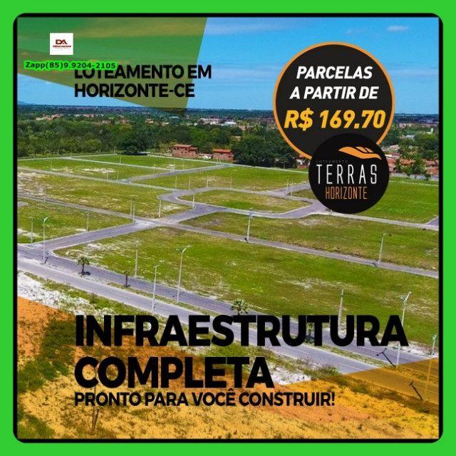 Lotes em Terras Horizonte - Venha investir , não perca tempo *%*% - Foto 13