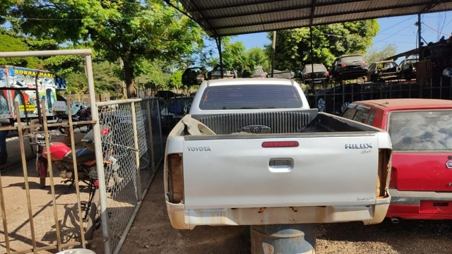 Toyota Hulix SW4 2007 A 2012 Sucata Com Garantia - Foto 18