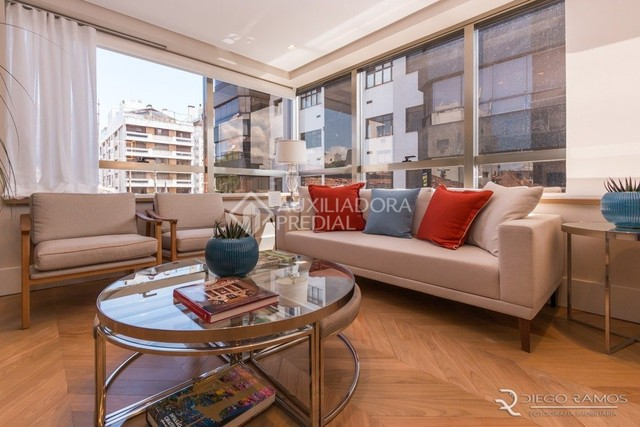 Apartamento à venda com 2 dormitórios em Moinhos de vento, Porto alegre cod:262860 - Foto 15