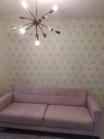 Pintura Decorativa - Cimento Queimado - Tijolinho Rústico - Foto 5