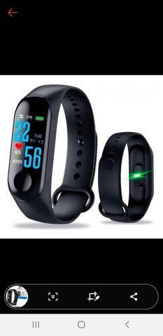 Smart Band M3 Relógio Inteligente