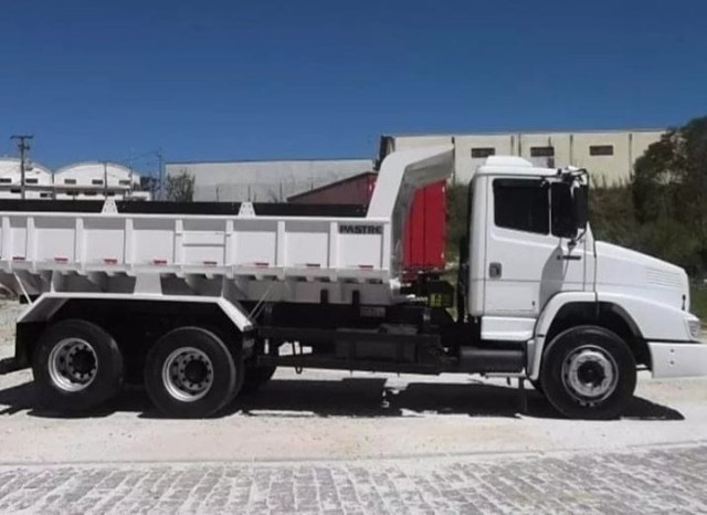 MB 1620 truck 2012 - Foto 4