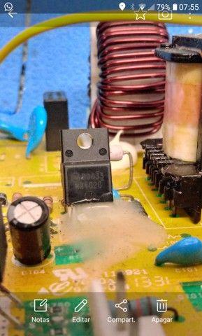 Placa eletrônica condensadora Hitachi  - Foto 2