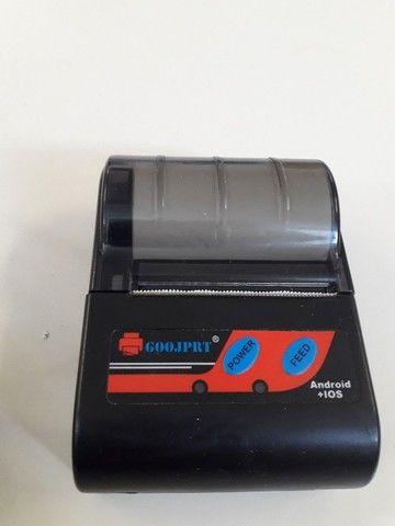 Impressora goojprt bluetooth portátil - Foto 2