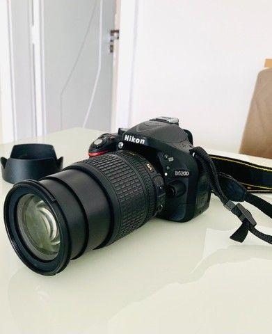 Câmera Fotográfica NIkon D5200 - Foto 3