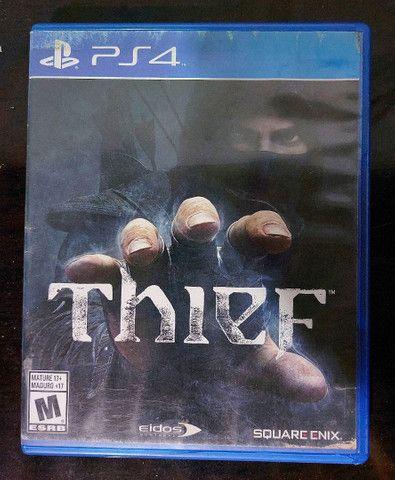 Thief PS4 jogo