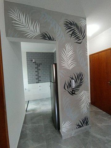 Pintura Decorativa - Cimento Queimado - Tijolinho Rústico - Foto 6