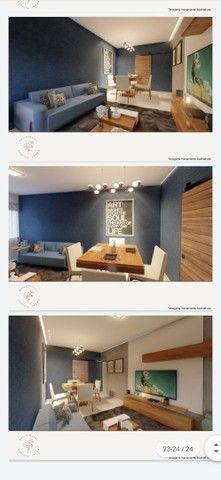 Vendo casa linear com 2 quartos sendo 1 suíte , area gourmet e garagem - Chácara Mariléa - Foto 9