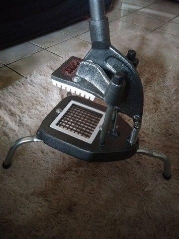 Picador de legumes ( cortador de batatas e legumes ) - Foto 3