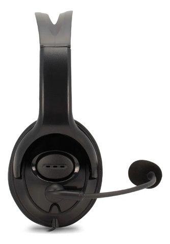 Fone Xbox 360 com microfone - Foto 5