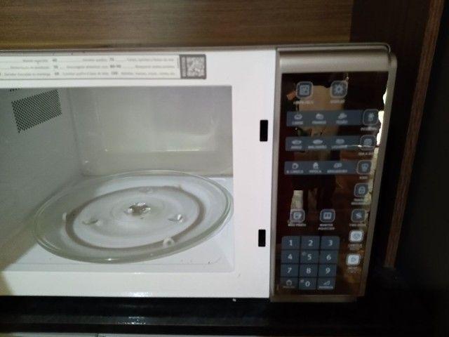 Microondas Eletrolux inoxidável - Foto 5