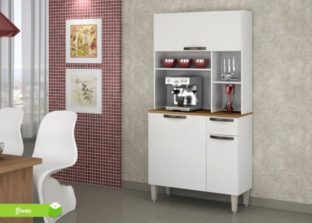 kit Cozinha Jaspe Plus 3Pts 1Gav Salleto - Frete Grátis- Entrega em 24h - Foto 2