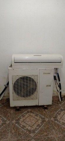 Ar condicionado 30 mil BTUs  Eletrolux