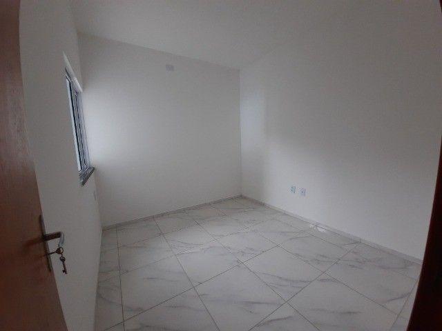 JP casa nova de 3 quartos 2 banheiros com fino acabamento - Foto 8