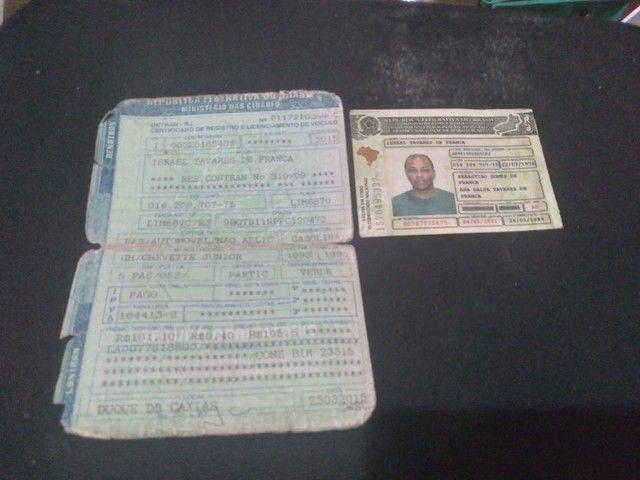 foi em contra do dos documentos de Sebastião Gomes de FRANCA  - Foto 2