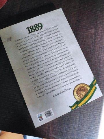 Livro: 1889 - História do Brasil - Foto 3