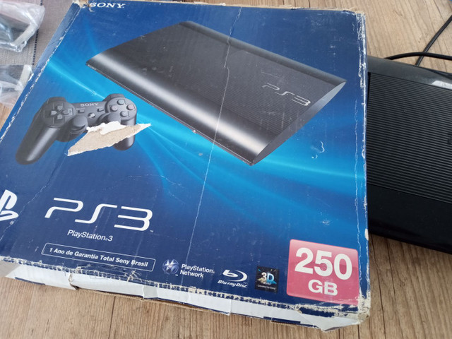 PS3 para retirar peças