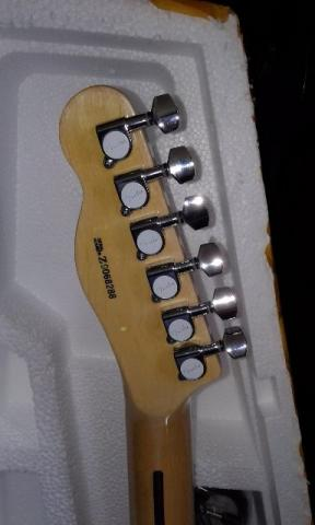 Guitarra Fender Telecaster Custom Chinesa - Foto 5