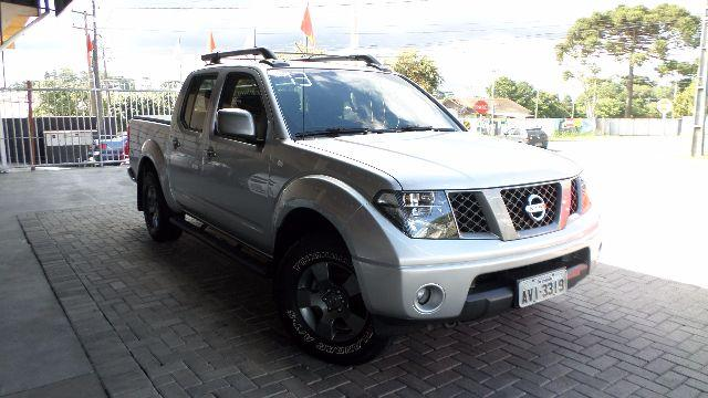 NISSAN FRONTIER LE ATTACK 4X4 DUPLA 2013