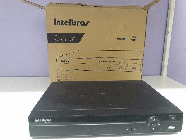 Gravador Digital de vídeo ( DVR ) Intelbras