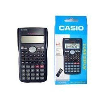 Calculadora Científica Casio Original Fx-82ms (Com Garantia)