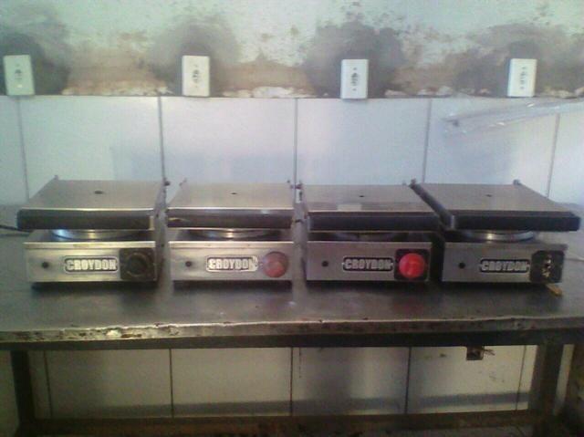 20 maquinas de casquinha