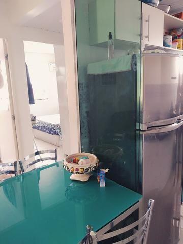 Lindo apartamento ,no porcelanato,e bancadas em granito só R$115.000,00 use seu FGTS!!! - Foto 3