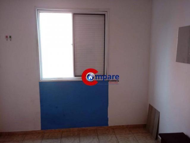 Apartamento à venda, 52 m² por r$ 165.000,00 - cidade parque brasília - guarulhos/sp - Foto 5