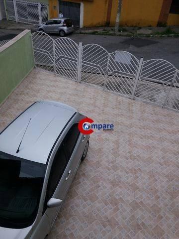 Sobrado com 2 dormitórios à venda, 134 m² por r$ 530.000 - jardim las vegas - guarulhos/sp - Foto 14