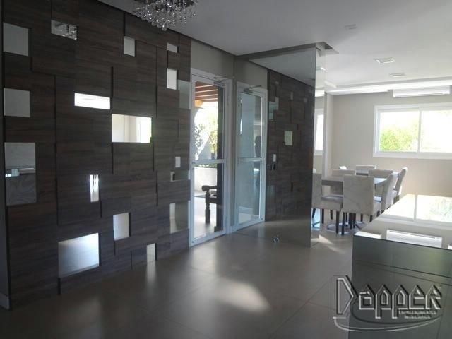 Apartamento à venda com 3 dormitórios em Ideal, Novo hamburgo cod:6247 - Foto 16