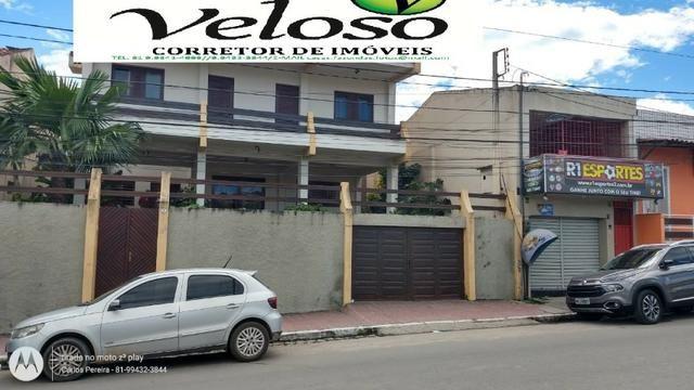 Alugo P/ Empresa /Comercio/Residencia, Frente P/ 2 Ruas no Centro de Gravatá-PE
