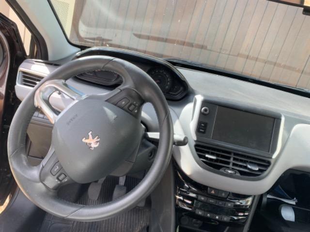 Ipva 2020 quitado! Peugeot 208 ano 2017 completo lindíssimo - Foto 7