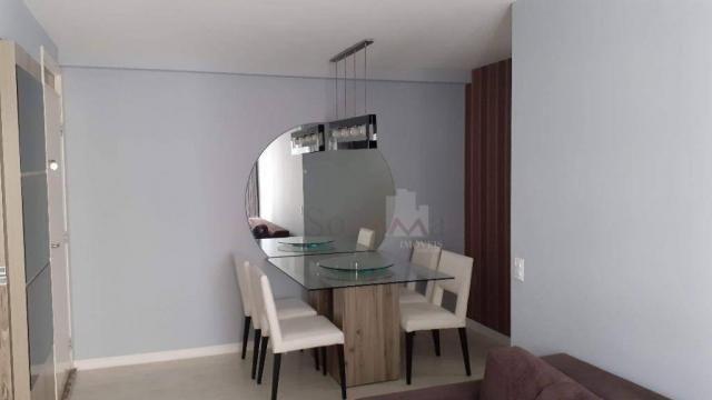 Apartamento com 2 dormitórios para alugar por R$ 1.900,00/mês - Vila Izabel - Curitiba/PR - Foto 6