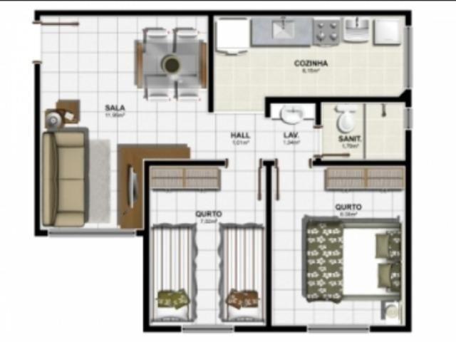 Apartamento Condomínio Mais Viver São Francisco - Líder Imoveis