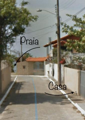 Aluguel Temporada - Casa Aconchegante a 40 metros da Praia - Foto 17
