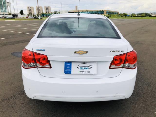 Chevrolet Cruze LT 1.8 flex 2013 Vendo, troco e financio - Foto 7