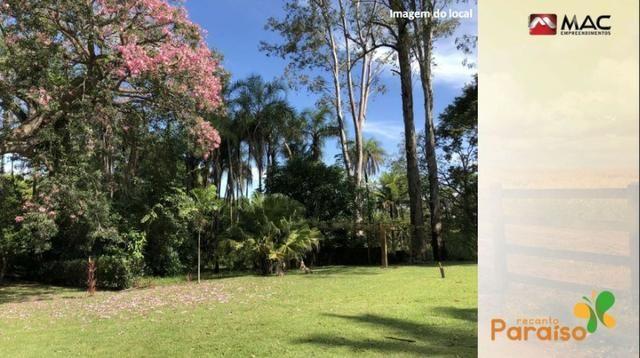 Condomínio de Chácaras Recanto Paraíso em Guapo - Foto 3