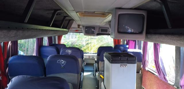 Ônibus DD Scania K113 Impecável - Pronto para viajar e trabalhar! - Foto 7