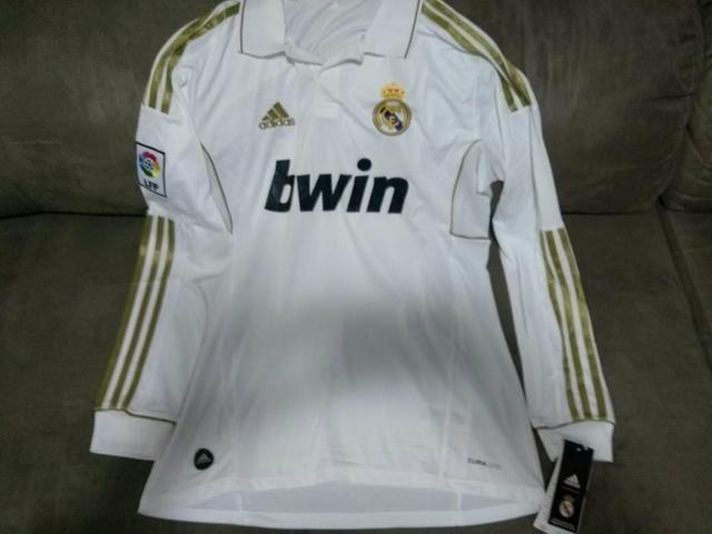 Camisa do real madrid G - Roupas e calçados - Vila Cunha Bueno 09717bf154c53